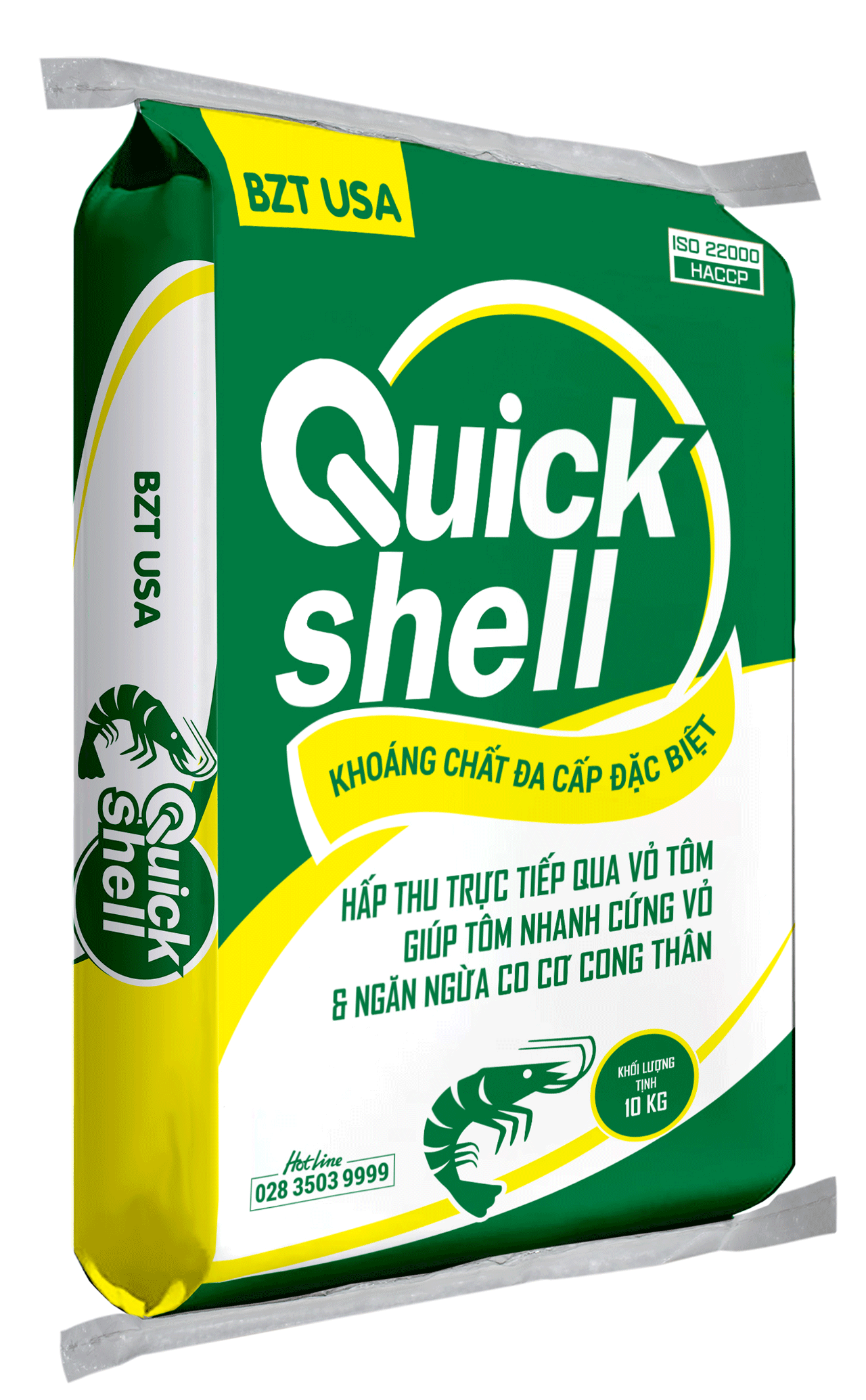 QUICK SHELL